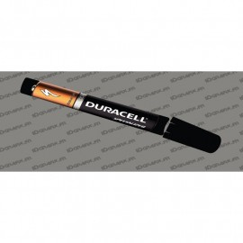 Sticker protection Tube Battery - Duracell - Specialized Kenevo (after 2020) - IDgrafix