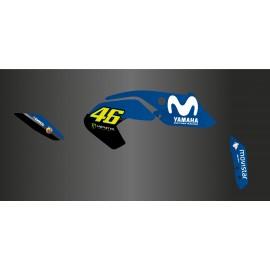 Kit de decoración GP Edition - IDgrafix - Yamaha MT-09 -idgrafix