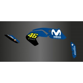 Kit dekor GP Edition - IDgrafix - Yamaha MT-09-idgrafix
