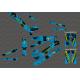 Kit deco Pinzell Edició Completa (Blau/Groc) - Especialitzada Kenevo (després de 2020) -idgrafix