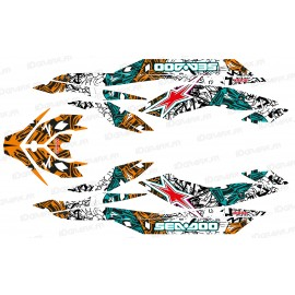 Kit decoration Arts Edition Full - for Seadoo GTI GTR-idgrafix