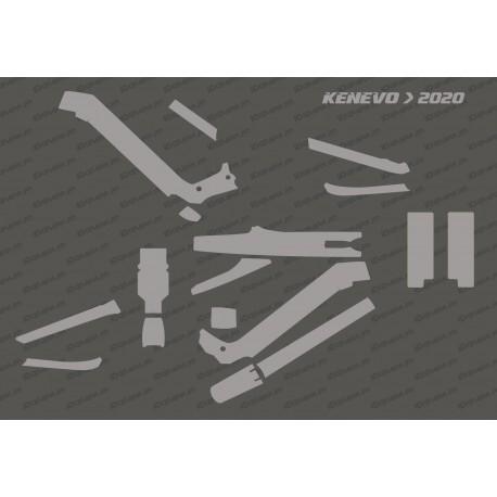 Kit Adhesiu Protecció Completa (Brillant o Mat) Especialitzat Kenevo (després de 2020) -idgrafix