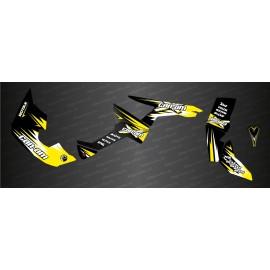 Kit dekor Race Series Full (Gelb) - IDgrafix - Can-Am-Renegade-idgrafix