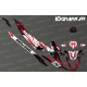 Kit decoration Splash Race Edition (Red) - Seadoo RXT-X 300-idgrafix