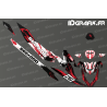 Kit décoration Splash Race Edition (Rouge) - Seadoo RXT-X 300
