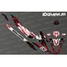 Kit de decoración de la Salpicadura de la Carrera de Edición (Rojo) - Seadoo RXT-X 300