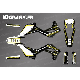 Kit de decoració Black Edition - Sherco 125-250-300-450 -idgrafix