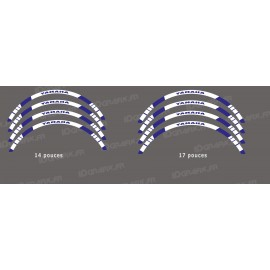 Tucks Rim (x2) for Kawasaki KX-idgrafix