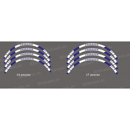 Tucks Rim (x2) for Kawasaki KX - IDgrafix