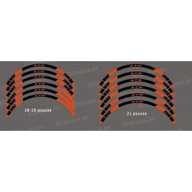 Liserets de Jantes (x2) pour KTM (18-19-21 pouces)-idgrafix