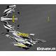 Kit decoration Electron Edition (Grey)- IDgrafix - Polaris RZR 1000 Turbo-idgrafix