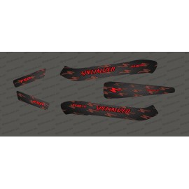 Kit deco Carbon Edition Light (Red) - Specialized Kenevo 2020