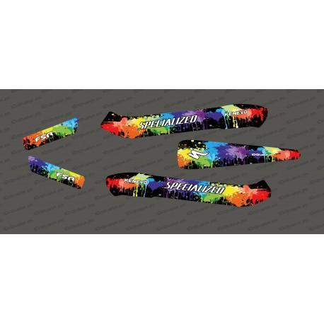 Kit deco Splash Edition Light - Specialized Kenevo 2020 - IDgrafix
