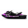 Kit décoration Monster Race Pink for Seadoo RXT 260 / 300 (S3 hull)