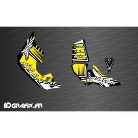 Kit decoration Light Forum Yellow - IDgrafix - Can Am Renegade - IDgrafix