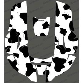 Etiqueta engomada de la Vaca edición - Robot cortacésped Husqvarna AUTOMOWER -idgrafix