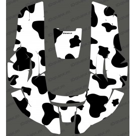 Sticker Cow edition - Robot mower Husqvarna AUTOMOWER-idgrafix