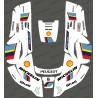 Adesivo Peugeot Sport edition - Robot rasaerba Husqvarna AUTOMOWER