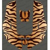 Sticker Tiger edition - Robot mower Husqvarna AUTOMOWER