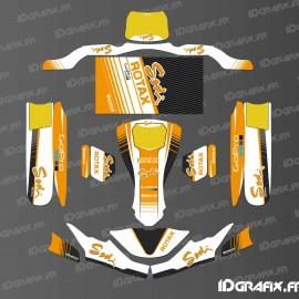 Kit deco Factory Edition Sodi Racing (White/Red) for Karting SodiKart - IDgrafix