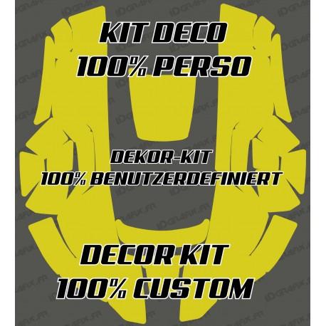 Adhesiu 100% personalitzat - Robot tallagespa Husqvarna AUTOMOWER -idgrafix