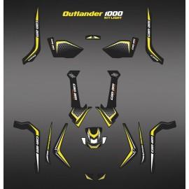 Kit de decoració de Llum X Edició Limitada - IDgrafix - Am 1000 Outlander
