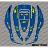Sticker Rossi GP Edition - Robot mower Honda Miimo 3000