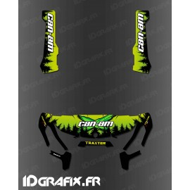 Kit décoration Yosemite Series (Vert) - IDgrafix - Can Am Traxter