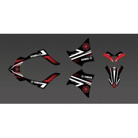Kit deco Factory Edition (Black) for Yamaha 660 XT (2000-2007) - IDgrafix