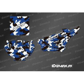Kit decoration Camo Edition (Blue)- IDgrafix - Polaris RZR Pro XP