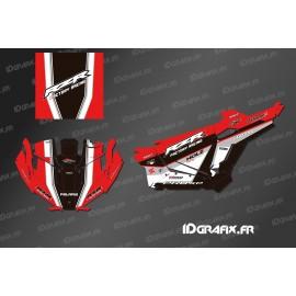Kit de decoració Fàbrica Edició (Vermell)- IDgrafix - Polaris RZR XP Pro -idgrafix