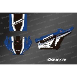 Kit de decoració Fàbrica Edició (Blau)- IDgrafix - Polaris RZR XP Pro -idgrafix
