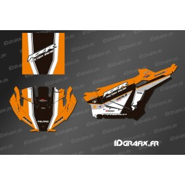 Kit decoration Factory Edition (Orange)- IDgrafix - Polaris RZR Pro XP