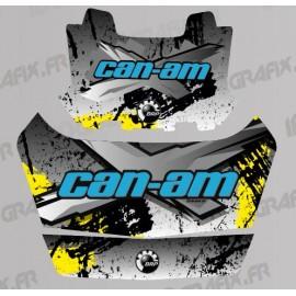 Kit dekor-X Team 2 Can Am-2014 - safe original BRP -idgrafix