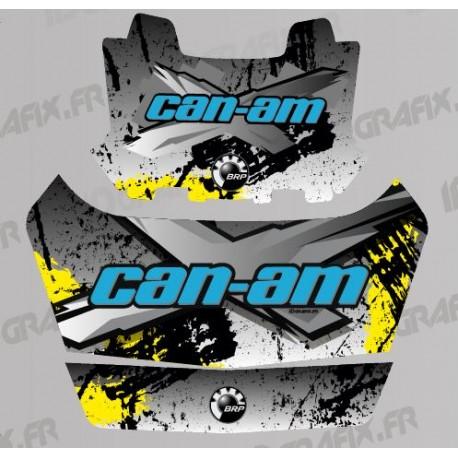 Kit decoration X Team 2 Can Am 2014 - safe BRP - IDgrafix