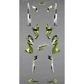Kit decoration Green Peaks Series - IDgrafix - Polaris 500 Sportsman