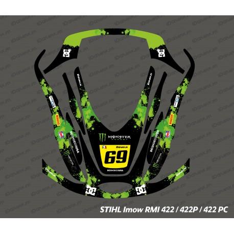 Sticker Marquez GP Edition - Robot de tonte Stihl Imow 422-idgrafix