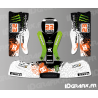 Kit deco 100 % Personalitzat Monstre de Karting Rotax 125