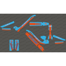 Kit deco GULF Edition Full - Specialized Kenevo - IDgrafix