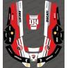 Sticker GP Ducati Edition  - Robot de tonte Husqvarna AUTOMOWER