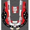 Sticker GP Ducati Edition - Robot mower Husqvarna AUTOMOWER