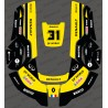 Etiqueta engomada de Rossi GP Edition - Robot cortacésped Husqvarna AUTOMOWER