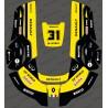 Sticker Rossi GP Edition - Robot mower Husqvarna AUTOMOWER