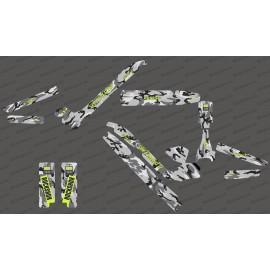 Kit deco Camo Edició Completa (Groc Llima) - Especialitzada Kenevo -idgrafix