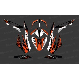 Kit deco Factory Edition KTM 790 Duke - 890 Duke R-idgrafix