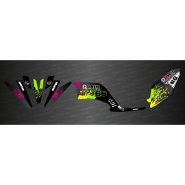 Kit decorazione Splash Edizione - IDgrafix - Yamaha Raptor 250