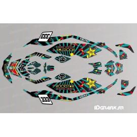 Kit de decoración, Llena de ARTES de la Edición SEADOO CHISPA -idgrafix