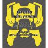 Adhesiu 100% personalitzat - Robot tallagespa Husqvarna AUTOMOWER 435-534 AWD