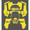Sticker 100% custom - Robot mower Husqvarna AUTOMOWER 435-534 AWD