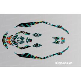 Kit de decoración de la Luz de Rockstar Edición - SEADOO CHISPA -idgrafix